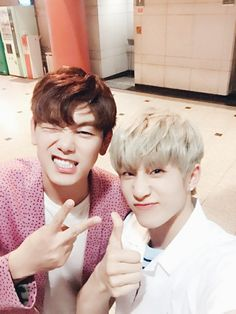 Eric Nam and JinJin
