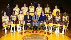 Season - All Things Lakers - Los Angeles Times Larry Bird, Lakers Team, Gail Goodrich, Pat Riley, Wilt Chamberlain, Nba Pictures, Nba Los Angeles, Shaquille O'neal, Basketball