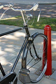 Amsterdammertje voor je fiets