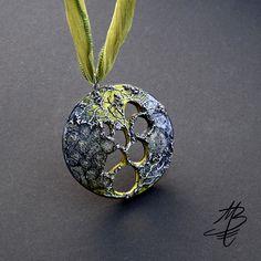 polymer jewelry - Martina Buriánová - my technique - Ragstone and Gossamer