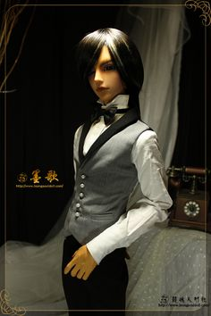 another amazing doll
