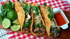 Low-carb tacos