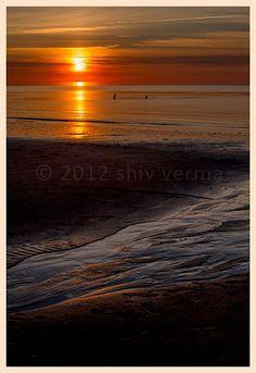 April Sunset - Cape Cod