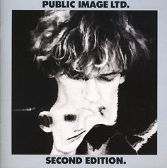 Public Image Ltd. - Second Edition, Grey