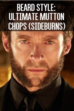 Everything You Need To Know About Ultimate Mutton Chops (Sideburns) From Beardoholic.com
