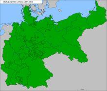 Império Alemão – Wikipédia, a enciclopédia livre