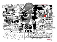 FIFA artistic canvas  by Business Models Inc.