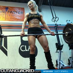 http://www.cutandjacked.com/Interview-Lucy-Sewell