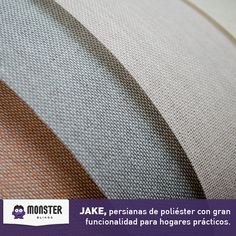 JAKE. #monsterblinds #decoracion #estilo #casa #hogar #persianas #blinds #design #interiordesign #remodela #colores #formas #texturas #jake