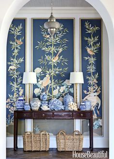 Beautiful Removable Wallpaper Ideas Even Renters Can Love