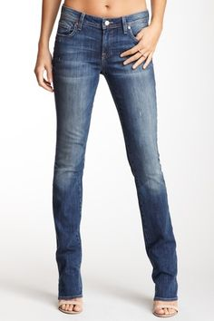 Lily Baby Bootcut Jean by genetic denim - I would like these:)