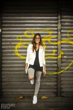 Marcela Bussamra passou o feriado longe da terra brazuca. Por Nova Iorque, ela conferiu uma peça de teatro imersivo que sempre quis ver!