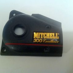 ONE NEW  MITCHELL 300 EXCELLENCE SIDE PLATE Side Plates, Fishing Reels, Small Plates, Side Dishes