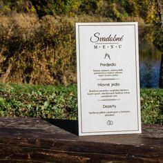 Drevené svadobné menu Place Cards, Place Card Holders
