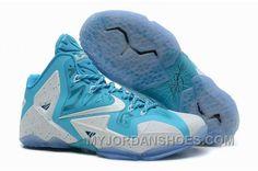 http://www.myjordanshoes.com/nike-lebron-11-bluewhite-khse8.html NIKE LEBRON 11 BLUE-WHITE KHSE8 Only $84.00 , Free Shipping!
