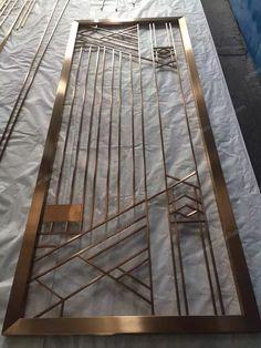 Window Grill Design, Screen Design, Gate Design, Wall Panel Design, Partition Design, Decorative Metal Screen, Exterior Wall Panels, Jaali Design, Metal Room Divider