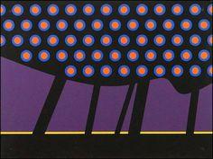 VICTOR LASUCHIN (RUSSIAN/AMERICAN, 1927-2013) RAIN. Lot 149-6077 #serigraph