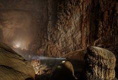 Grotte Hang Soon, au Vietnam