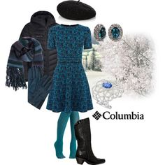 """Early morning frost"" by maria-kuroshchepova on Polyvore"