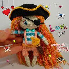 Knitted wonders of Marina Chuchkalova ☆