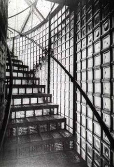 Bruno+Taut+Glass+Architecture | Bruno Taut. Glass Pavilion. Cologne. 1914 #architecture #cologne