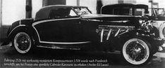 Duesenberg with German coachwork