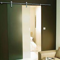 68 meilleures images du tableau portes coulissantes sliding doors home decor et bath room - Systeme coulissant pour pose applique porte ...