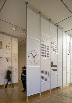 Exhibition of Dieter Rams work.