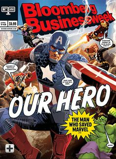 The Pow! Bang! Bam! Plan to Save Marvel, Starring B-List Heroes By Devin Leonard  April 03, 2014 It's been four years since Disney purchased Marvel Entertainment for $4 billion. At the time, it wasn't hailed as a brilliant move. Disney's stock price sank on news of the deal. Superheroes were hot properties in Hollywood, but Disney was spending billions for a company that had years ago signed away the film rights to its most popular characters.