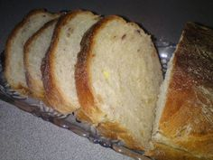 Celery and Ham Loaf - Gelatinised Dough