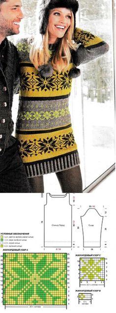 Knitting Patterns Dress Knitting Dress for Women Crochet Skirt Outfit, Knit Dress, Knitting Blogs, Knitting Patterns, Knitting Ideas, Crochet Mittens Free Pattern, Warm Outfits, Dress Patterns, Knitwear