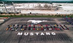 Mustang Milestone: Ford builds 10 millionth model