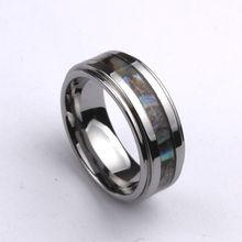 POKO ┊ tungsten gold ring/ring/R7103D01 - eight