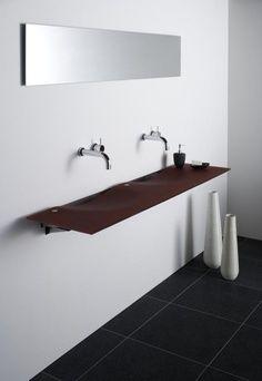 How design details add character to any space www.livelyupyours.com, www.facebook.com/livelyupyours #design #homedecor #designdetails #unique #architecturalelements #bathroom #minimal #modern