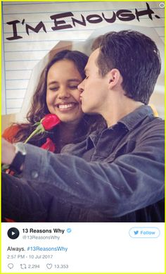'13 Reasons Why' Fans Are Calling Out The Show For Romanticizing Jessica & Justin's Relationship | 13 Reasons Why, Netflix | Just Jared Jr. <<< wow. Just wow.