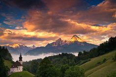 Berchtesgadener Land | Germany © Christian Ringer www.christianringer.photography