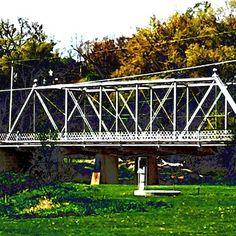 Bridge, Mt. Carroll, Illinois - @frankyboy1- #webstagram