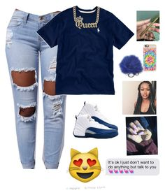"""""""Untitled #152"""" by baby-boogaloo on Polyvore featuring Casetify and Adrienne Landau"""