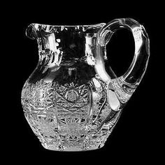 bohemian glassware | Czech beverage glassware - Bohemian crystal glass