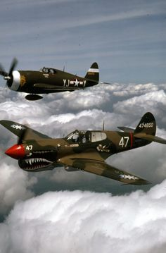 An admiration of the beauty of the classic warbirds. Ww2 Fighter Planes, Airplane Fighter, Fighter Aircraft, Fighter Jets, Ww2 Aircraft, Military Aircraft, Old Planes, Naval, Aviation Art