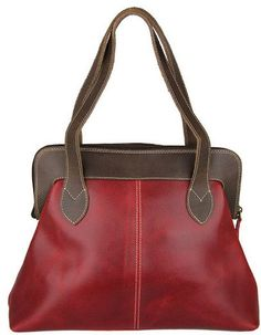 Red Victoria Leather Purse at The Literacy Site. Purchase funds 6 children's books.