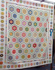 """Buddy & Me: Sydney Quilt Show & """"Quilts on the Downs""""  Thoughts of Yesteryear - Lorraine Haworth"""