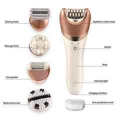 Satinelle Advanced Wet & dry epilator Best Offer. Best price Satinelle Advanced Wet & dry epilator, 6 accessories Rechargeable Lithium-Ion battery (with battery light marker) gives 40 minutes of cordless use afte
