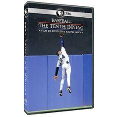 Baseball: The Tenth Inning - A Film by Ken Burns Lynn Novick (DVD, Set) for sale online Baseball Series, New Iron Man, Ken Burns, Wolf Of Wall Street, Hard Men, Pretty Cats, Movie Tv, Film, Baseball Stuff