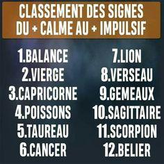 #Bélier Tiens ça m'étonne ;-) !