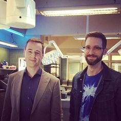 How fantastic were @robkerkovich & #SeanMurray on Facebook live?  If you missed it check out the NCIS: New Orleans Facebook page. #NCISxNCISNOLA
