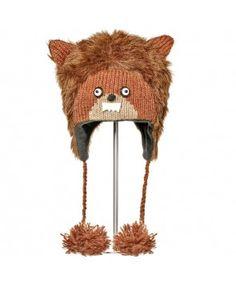 #Czapka wełniana Scotty the Sasquatch od Knit Wits.