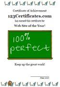 Szablon certyfikatu - certyfikaty dla nauczycieli do druku