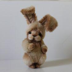 HobbyStudio: Как сделать зайцу армированные ушки