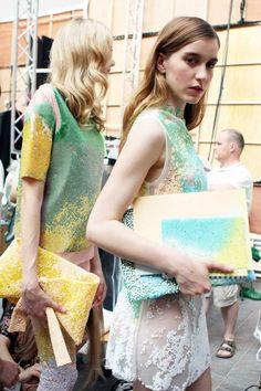 Life In Fashion blog: Maia Bergman
